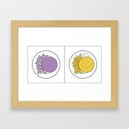 #025 Framed Art Print