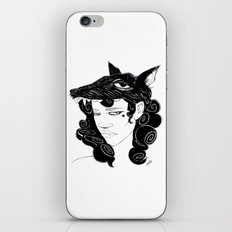 Romulus, Where is Remus? iPhone & iPod Skin