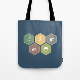 Economics Tote Bag