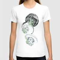 jelly fish T-shirts featuring Jelly Fish by Eleanor V R Smith
