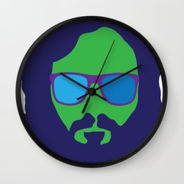 Joe Quinn Wall Clock