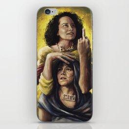 Broad Saints iPhone Skin