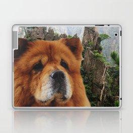 Dog Chow Chow Laptop & iPad Skin
