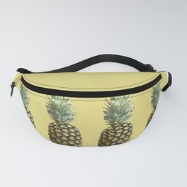 Four Juicy Pineapples Summer Fruits Series Fanny Pack