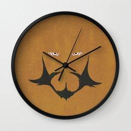 Minimalist Lordgenome Wall Clock