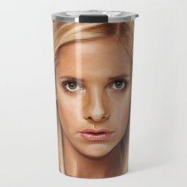 Buffy The Vampire Slayer  Travel Mug