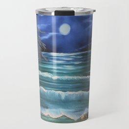 Bahama Blue Travel Mug