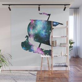 Galaxy Viking Wall Mural