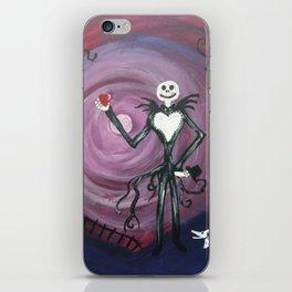 Jack and Zero iPhone Skin