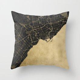 Dc Subway Map Pillow.Subway Throw Pillows Society6