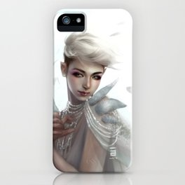 Christalle iPhone Case