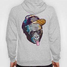 Gorillas Thinkers of the Urban Jungle Hoody