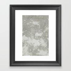 Dream. Plant. Grow. Framed Art Print