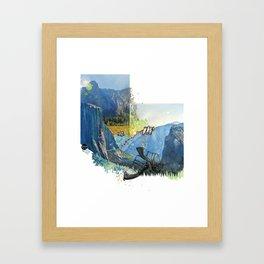 Totookahnulah Framed Art Print