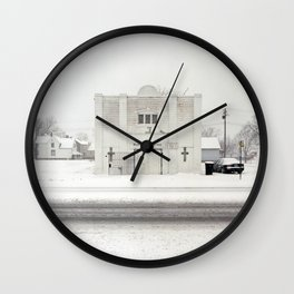 Refreshing Spring Church of God in Christ Wall Clock