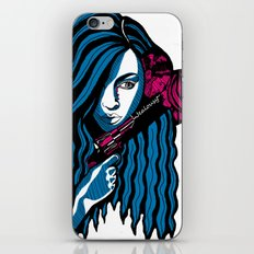Story of a Jealous Girl iPhone & iPod Skin