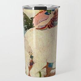 """The Elephant Pearl"" Fairy Tale Art by Edmund Dulac Travel Mug"