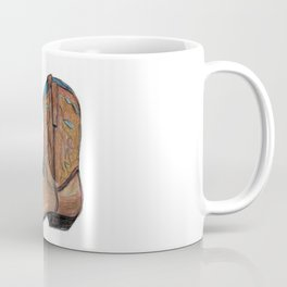 This Boot was Made for Walking Coffee Mug