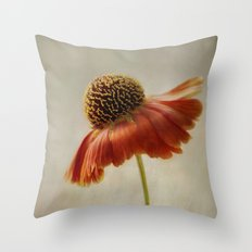 Helenium Throw Pillow