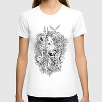 into the wild T-shirts featuring Wild by AnggaAgustiya