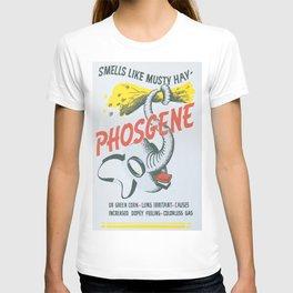 Vintage poster - Phosgene T-shirt