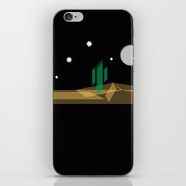 Desert Night iPhone Skin