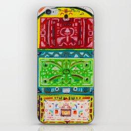 Secret powers trip iPhone Skin