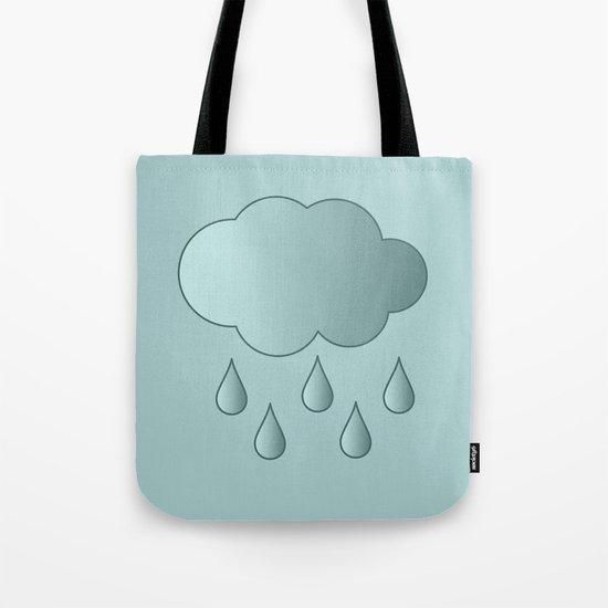 Baby Cloud Tote Bag