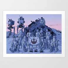 Imperial Victory Art Print