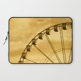 Carnival Is Over Laptop Sleeve