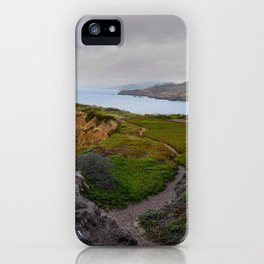 Ocean View iPhone Case