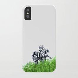 Marines iPhone Case