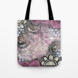 Pink Parade Tote Bag