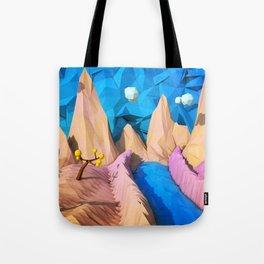 BigP Tote Bag