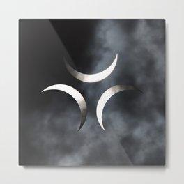 Luna Invicta Metal Print