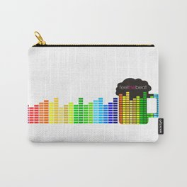 Feel The Beat Carry-All Pouch