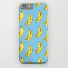 Banana Watercolor Slim Case iPhone 6s