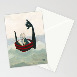 The Stowaway Stationery Cards