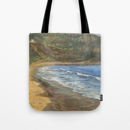 Torrance Beach to Palos Verdes Tote Bag
