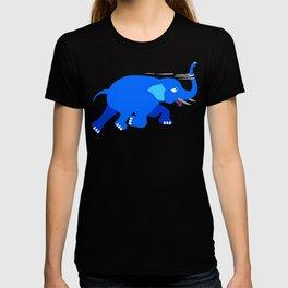 Loch Ness Elephant Theory T-shirt