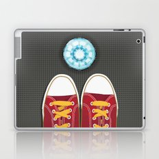 Casual Friday at Stark Industries Laptop & iPad Skin