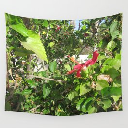 The Mount of Bee-atitudes Wall Tapestry