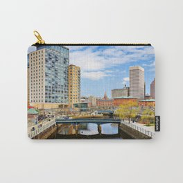 Waterplace Park Downtown Providence, Rhode Island Carry-All Pouch