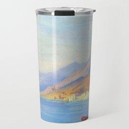 Carl Morgenstern Southern Coastline Travel Mug