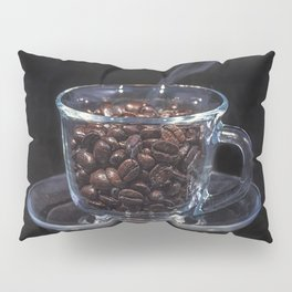 Coffee Time! Pillow Sham