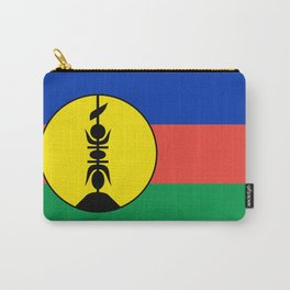 New Caledonia flag Carry-All Pouch