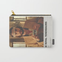 Royal Tenenbaums  Minimal Movie Poster No 02 Carry-All Pouch