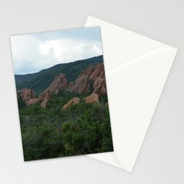 Red Rocks of Roxborough Stationery Cards