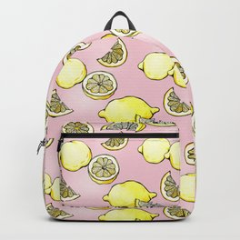 Pink Lemonade Backpack