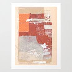 sedimenti 155 Art Print